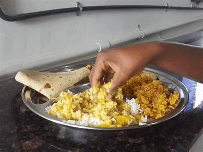 Hands Eat Spoon Raigon Wilson