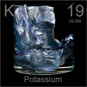 Facts, pictures, stories about the element Potassium in ...