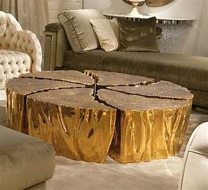 25 best ideas about tree trunk table on pinterest log With log stump coffee table