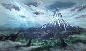 FFXIV Heavensward Landscape Final Fantasy XIV ARR