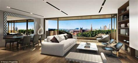 australia penthouse overlooking sydney   market