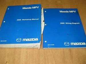 Mazda Mpv 2005 Dealer Workshop Manual And Wiring Diagrams