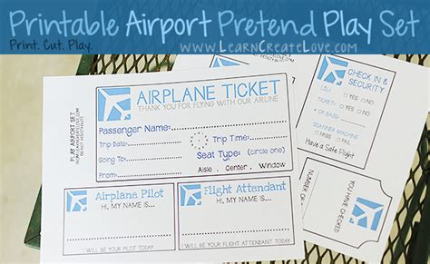 Airline Luggage Tag Template Images Template Design Ideas Air Travel Activities Printables Klp Linky Every
