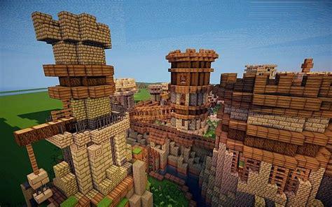 castle minecraft building