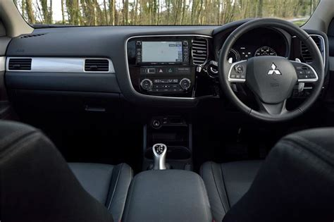mitsubishi outlander phev  car review honest john