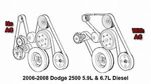 Dodge Cummins 67 Belt Diagram