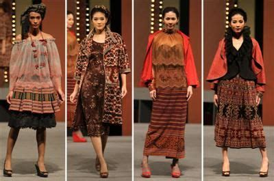 Baju Bodo Modern Modifikasi by Pesona Tenun Flores Selera Masa Kini Citizen Journalism