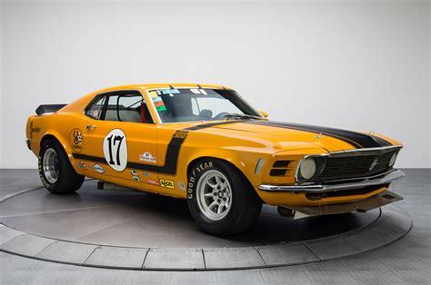 Kar Kraft 1970 Ford Mustang Boss 302 Race Car
