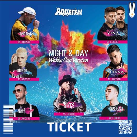 Ingresso Aquafan by Ticket Aquafan Riccione Domenica Event Destination