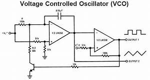 attiny25 basic vco rc oscillator overclocking and testing With high precision voltage controlled oscillator vco