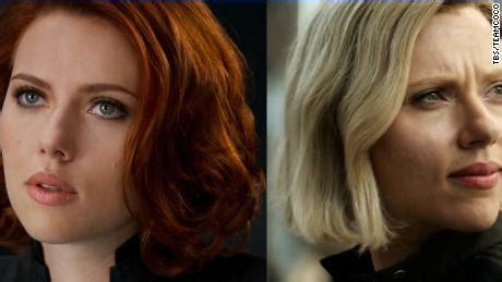 Hair Color Exles by Conan Confronts Johansson Hair Cnn