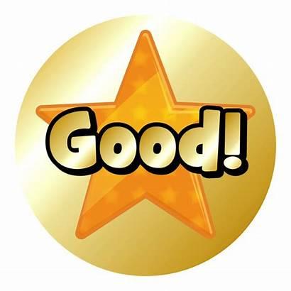 Star Stickers Gold Praise Metallic Mini Reward