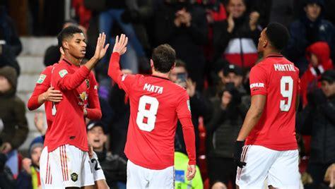 Manchester United Match Yesterday Scores