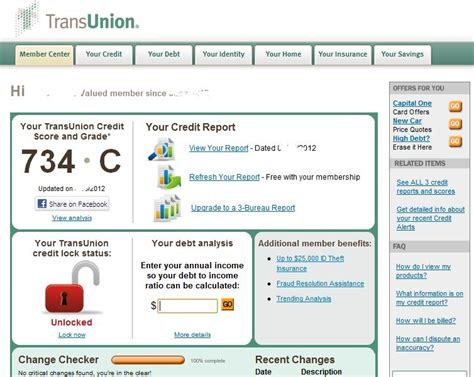 trans union credit bureau rangers transunion credit range