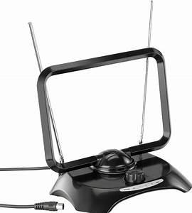 Quelle Antenne Pour La Tnt : mini antenne tnt et radio nomade dvb t pas cher avec ampli 30db ~ Melissatoandfro.com Idées de Décoration