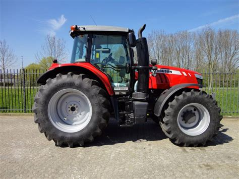 Massey Ferguson 7616 Exclusive Dyna  Tractors, Year Of