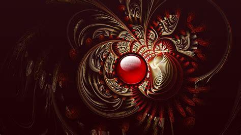 full hd wallpaper tracery jewel feather glow desktop