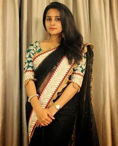Malayalam Actress Bhama Latest Saree Stills and Photo ...