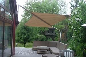 sonnensegel aufrollbar hohmann sonnenschutz With feuerstelle garten mit sonnensegel balkon aufrollbar