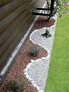 how to install a french drain in 10 easy steps With decorer son jardin avec des galets 0 best 25 white gravel ideas on pinterest modern garden