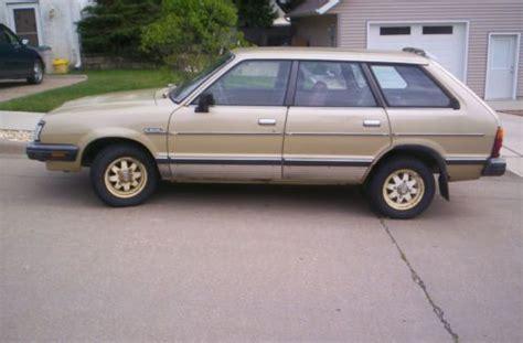 buy  classic  subaru  door gl wagon  wheel