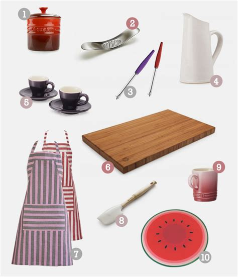 gift ideas 10 pretty kitchen tea gift ideas Kitchen