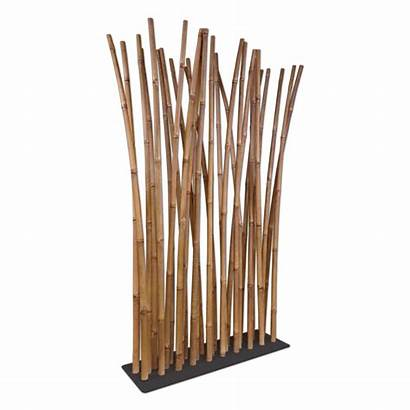 Bamboo Divider Bamboe Roomdivider Kamerscherm Dividers Base
