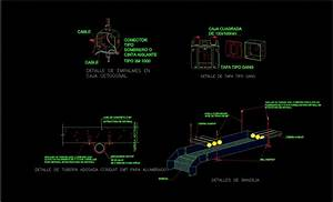Electrical Details DWG Detail for AutoCAD • DesignsCAD