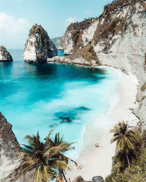 Diamond Beach Most Beautiful Beach On Nusa Penida In