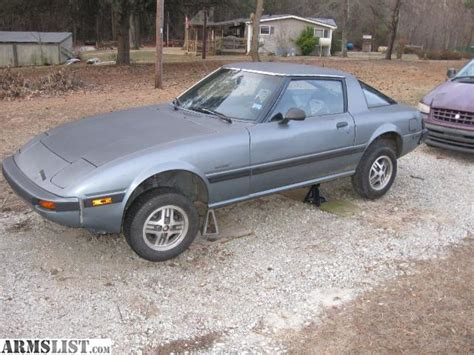 1985 Mazda Rx7 Parts by Object Moved