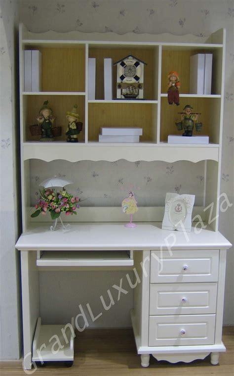 libreria scrivania scrivania in bianco con libreria sovrapposta princess 815