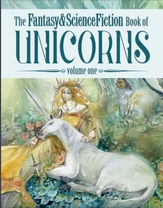 fantasy science fiction book  unicorns volume   gordon van gelder