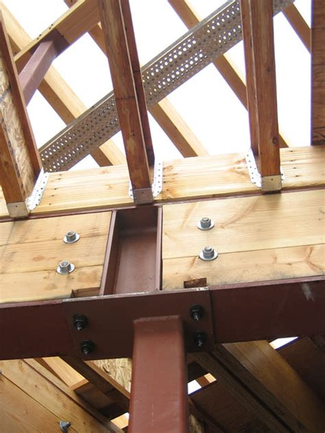 cypress steeltimber home building  vancouver
