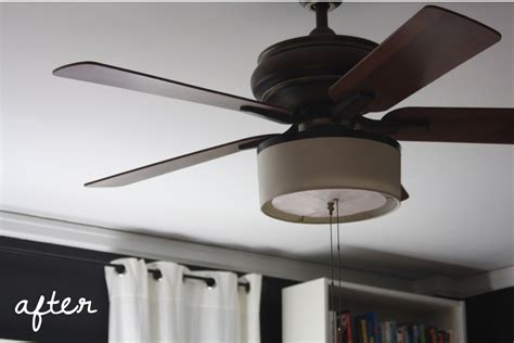 drum shade ceiling fan health 1 fan