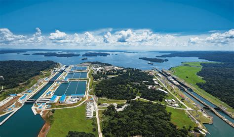 Panamá Canal, record in tonnage transit during 2018 ...