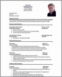 us resume format learnhowtoloseweightnet With how to structure a resume