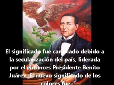 historia de la bandera de mexico wmv