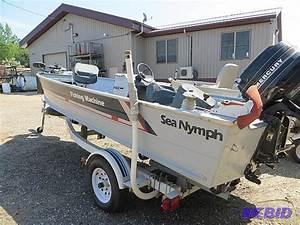 1988 Sea Nymph 16 Foot Fishing Machine