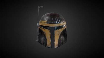 Mandalorian Helmet Models Sketchfab