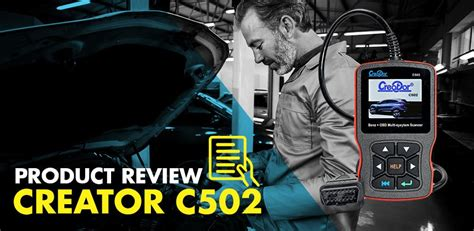 Creator Linkedin by Creator C502 Review Obd2pros