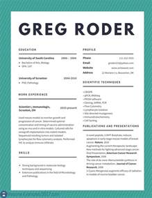 best resume templates 2017 2018 best cv exles 2017 to try resume exles 2017