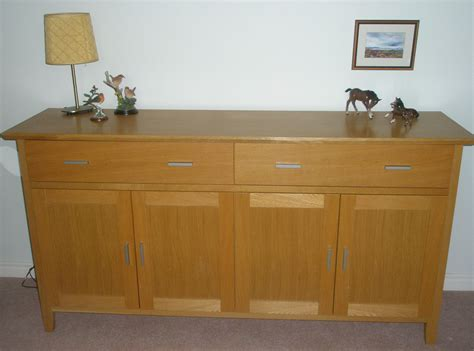 Oak Sideboards For Sale by For Sale Contemporary Oak Sideboard Constable Burton
