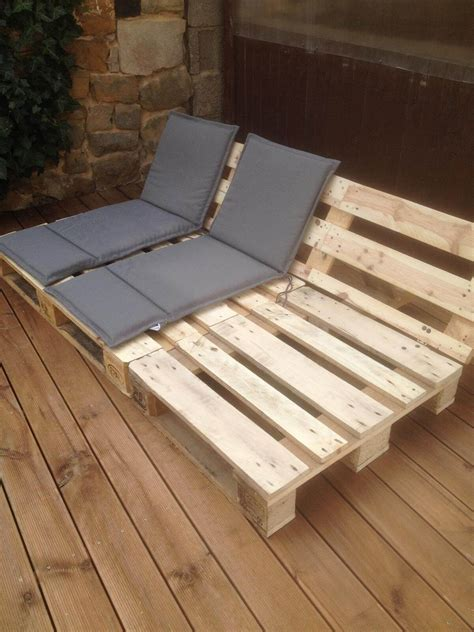 amazing diy pallet furniture  practical outdoor