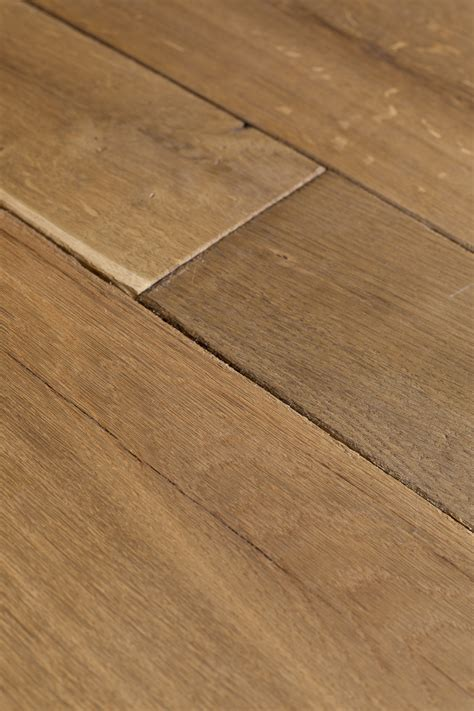 mid century french oak planks