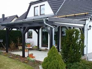Carport Terrasse Kombination : terrassen berdachungen aus holz carport scherzer ~ Somuchworld.com Haus und Dekorationen