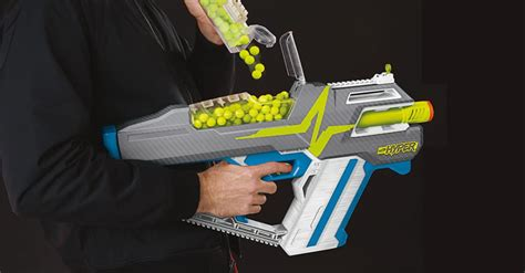 Nerf Hyper series delivers the fastest reloading blasters ...