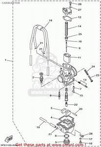 5pa14916kf  Needle  Nbkf  Yamaha