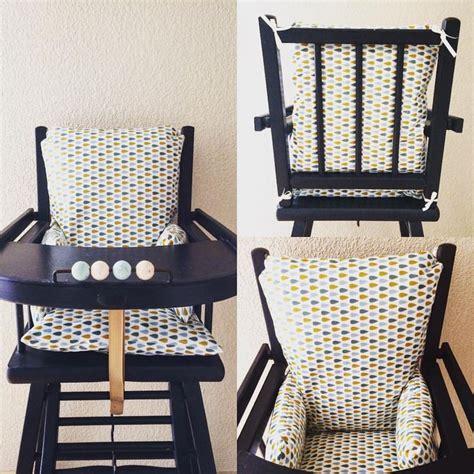 25 best ideas about coussin chaise haute on pinterest