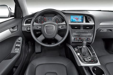 photos audi a4 interieur exterieur 233 e 2007 berline