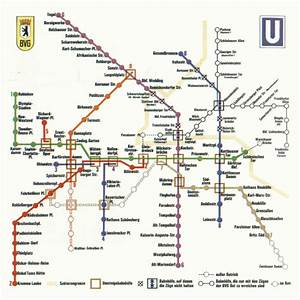 Berlin Bvg Plan : berliner u bahn 1968 u bahn berlin u bahn plan ~ Watch28wear.com Haus und Dekorationen